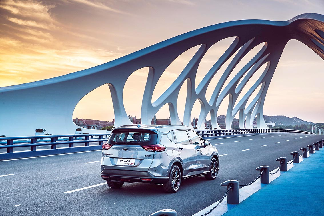 Chevrolet Launches New Orlando Seven Seater In China The Electric Car Concept Fnr Ergonomic Centre Armrest Design Highly Flexible And Comfortable Seats A Drivers Seat With 10 Degree Angle Exquisite Chrome Touches Soft