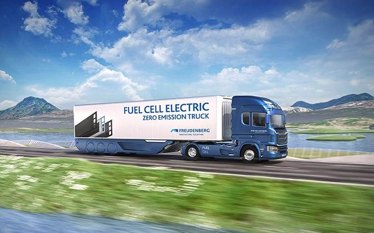 A first test vehicle with the new fuel cell technology is expected to be rolling across Bavarian roads in mid-2021.