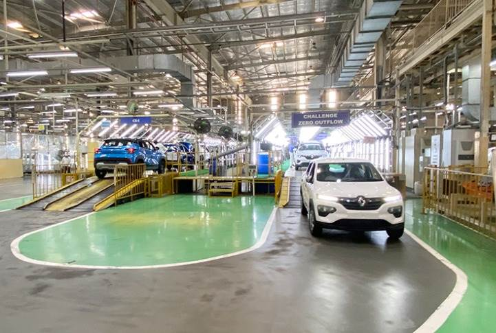 Digitalisation is on the rise. A greater degree of software processes were used to make the Renault Kiger and Nissan Magnite production-ready.