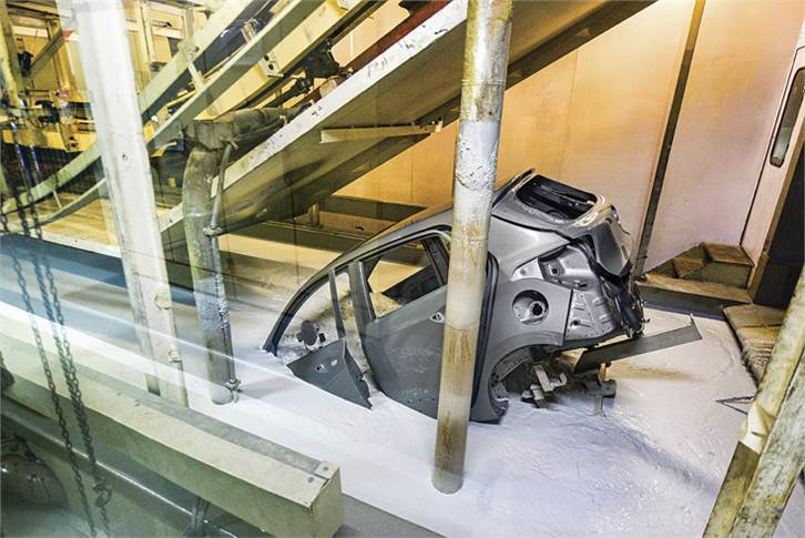 The International Zinc Association claims that despite any technical hurdles, automakers in India choose to cut costs and skip anti-corrosion treatment for vehicle bodies. (Representational pic)