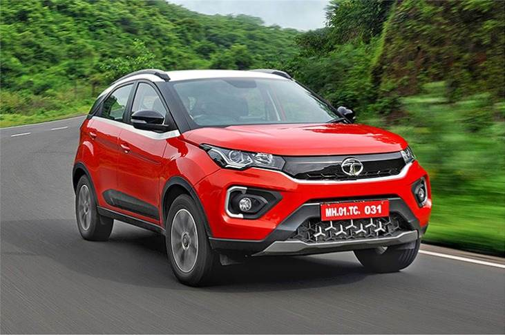 Surging demand for Nexon – available in petrol, diesel and electric – has meant that Tata Motors' Pune plant is producing as many as it can sell. Petrol model with 129,824 units, accounts for 61.53% of total Nexon sales.