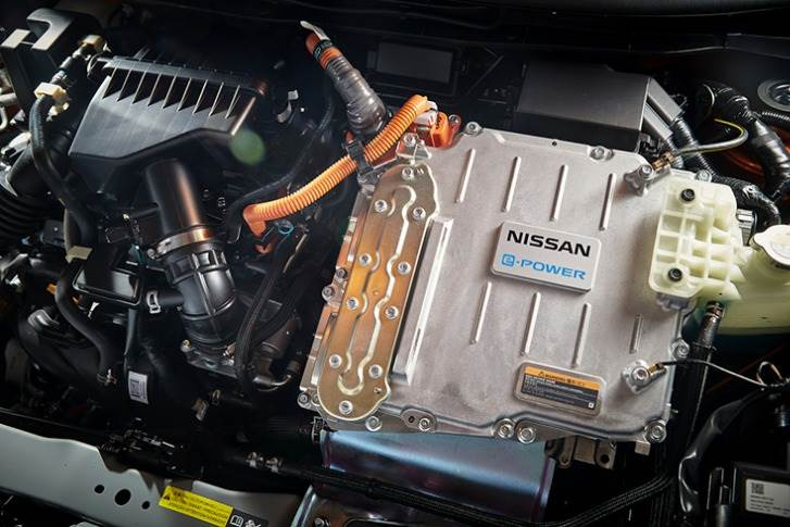 Powered by the electrified powertrain first introduced by Nissan in Japan, the new Kicks is built in Thailand.