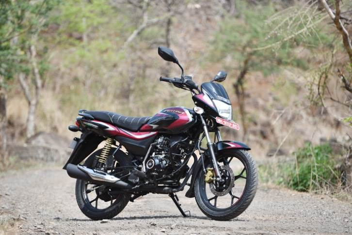 In its latest avatar, the Bajaj Platina 110 commuter bike gets a 5-speed gearbox.