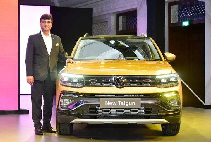 """Ashish Gupta, Brand Director, Volkswagen Passenger Cars India: """". Our market analysis says that 80% will be for the 1.0L and the remaining 20% will be for the 1.5L."""""""