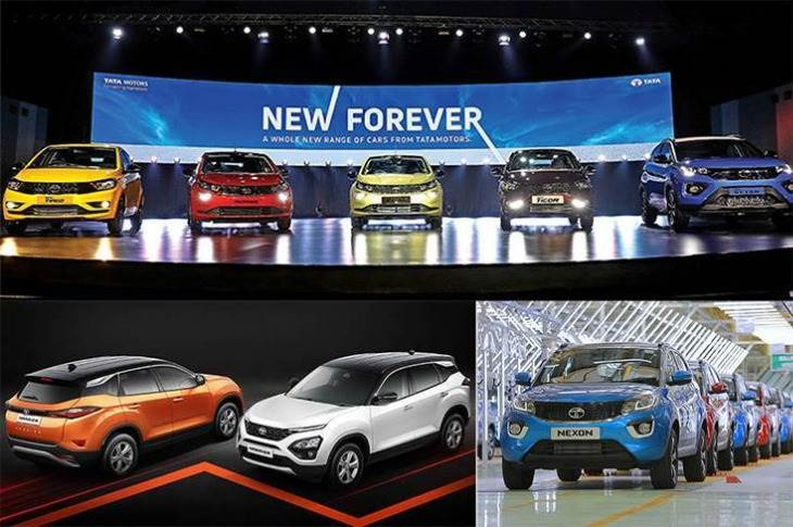 Tata Motors' consolidated net loss has narrowed down to Rs 4,451 crore in Q1 FY2022 versus Rs 8.438 crore in Q1 FY2021. Total revenue in Q1 was Rs 66,406 crore, up 107.6 percent YoY.