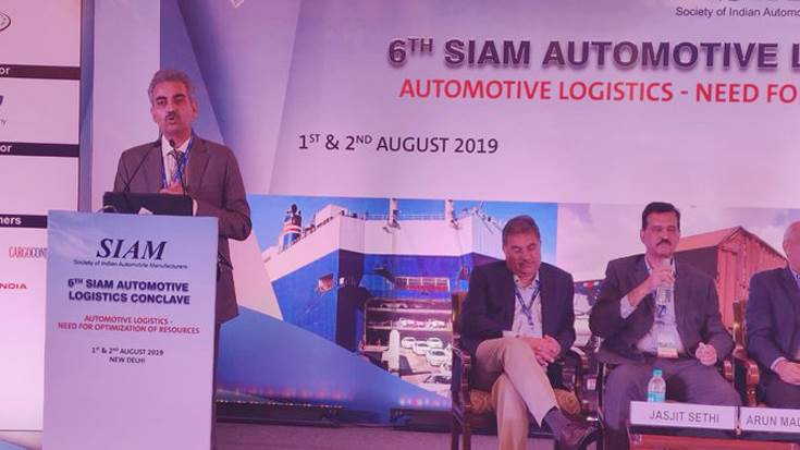"Umesh Bhanot, MD, APL Logistics Vascor Automotive: ""To achieve optimisation, you can play around with the modes of transportation, routes, methods and stocking."""