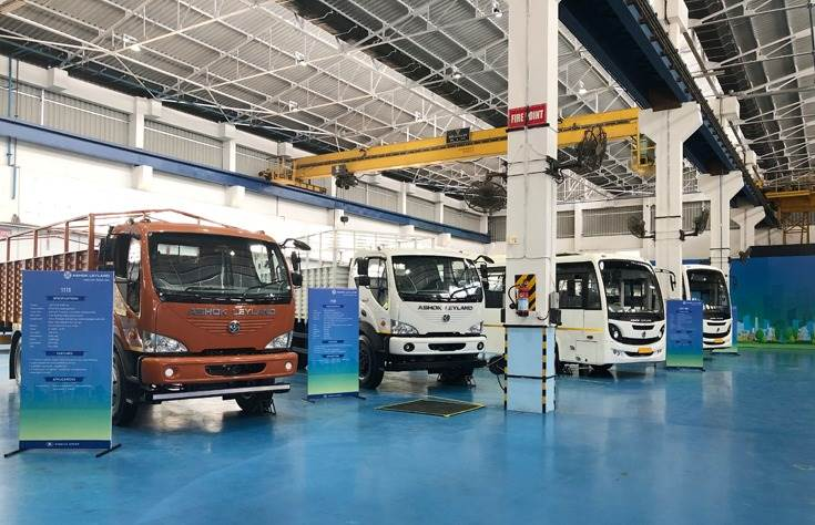 Ashok Leyland says it will commence production of its BS VI-compliant CVs from January 2020.