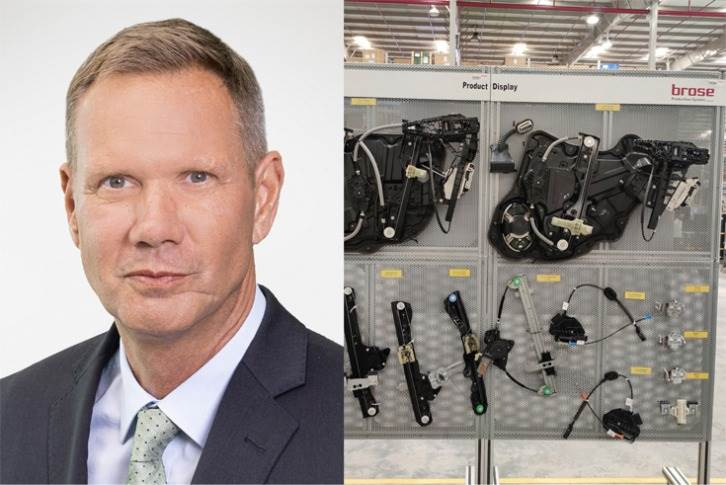 "Ulrich Schrickel, CEO, Brose Group: Shifting manufacturing from one location to another for many products ""requires the helping hand of our customers who are willing to do that. We cannot do it ourselves."""