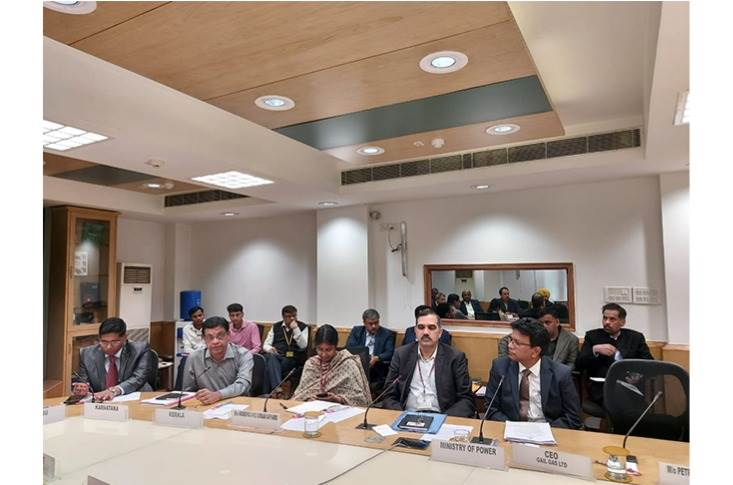The session was co-chaired by Rajiv Kumar, vice-chairman, NITI Aayog; Amitabh Kant, CEO, NITI Aayog and Anil Srivastava, MD, NITI Aayog along with participation from representatives from Ministry of Road Transport & Highways, Heavy Industry Ministry, Ministry of Power, Petroleum Ministry and included state representatives too.