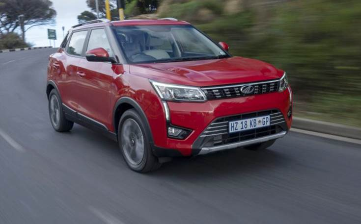 XUV300, which is available with the option of a new turbodiesel and turbo-petrol engine, has quickly grown to become a top-seller for Mahindra South Africa.