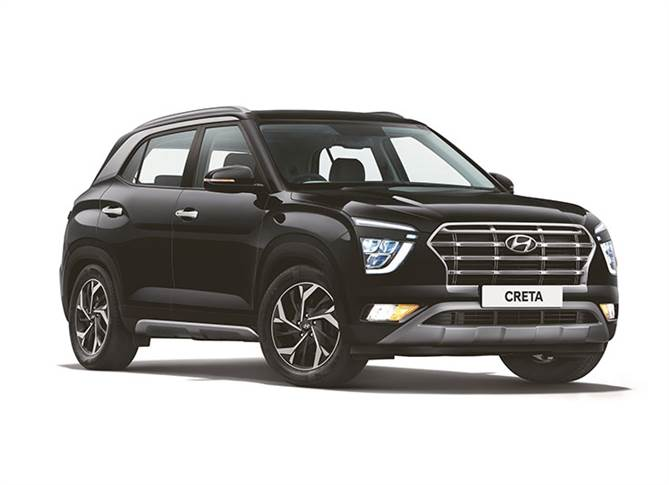 New Creta, which was launched in mid-March 2020, is seeing strong demand in the domestic market.