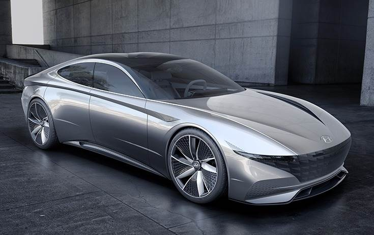 The HDC-1 concept car marks a new era for Hyundai design and provides a glimpse of its future design cues.