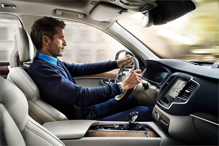 ?Volvo says it was one of the first car makers to incorporate spinal research into its seat design