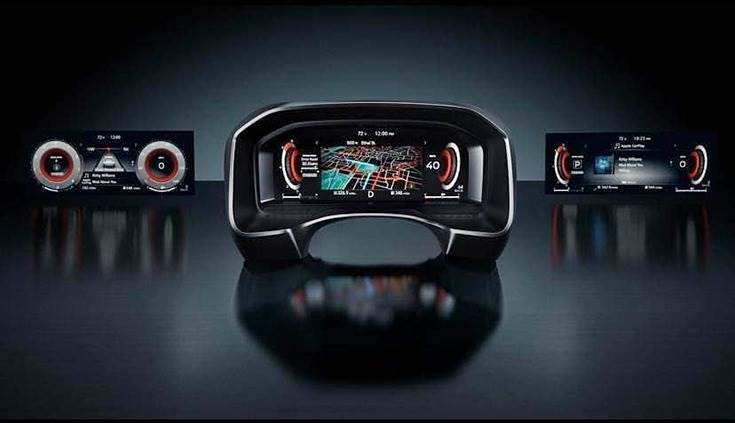 The software present on the Rogue cluster will also be featured on more than 10 additional Nissan models within the next year with additional features and graphics – including the X-Trail, Qashqai and Infinity QX60.