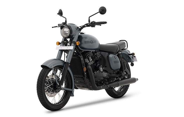 """The Jawa Midnight Grey """"is inspired by the Battle of Longewala, fought in the western frontier along Rajasthan border."""""""