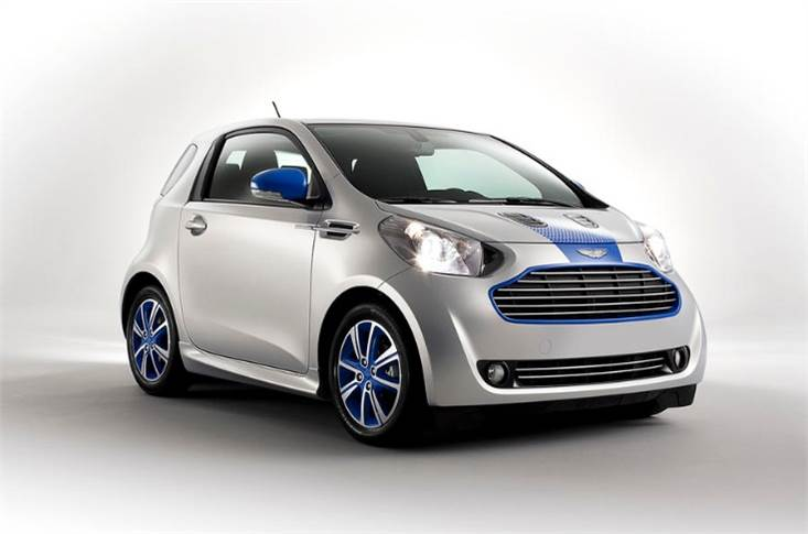 ...which itself was based upon the Toyota iQ