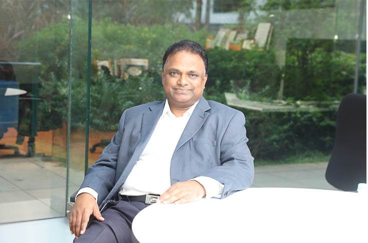 """Velusamy R, Chief of Global Product Development, Automotive Division, Mahindra & Mahindra: """"The design of the engine mounts is very important because in the event of a crash the engine has to gradually move away from its mount. Everything should happen as in slow motion."""""""
