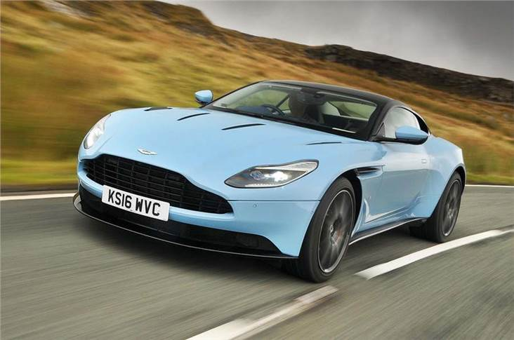 DB11, 2016; First new-era Aston was an instant hit but has already been replaced by the more honed DB11 AMR
