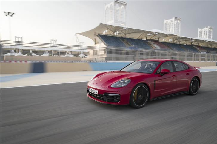 Porsche's Panamera series recorded the strongest percentage growth in 2018 with 38 percent.