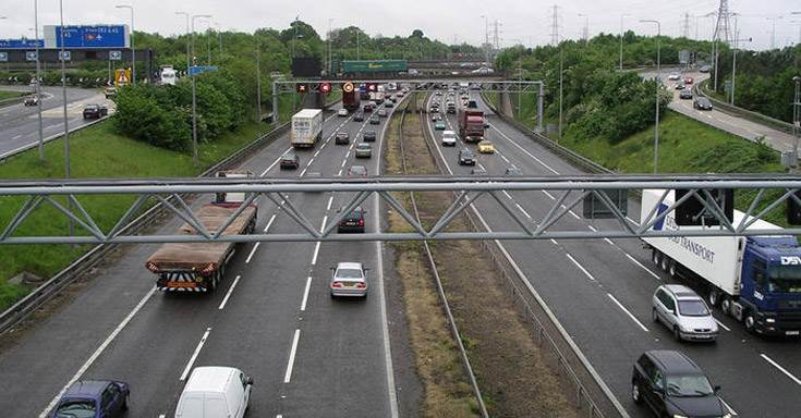 Diesel is considered the best option for regular long-distance motorway drivers