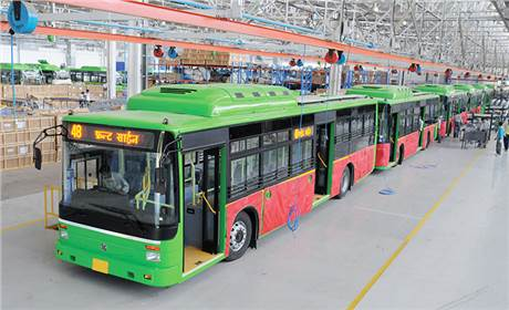 Ashok Leyland takes strong lead in bus sales, grows market share to 45%