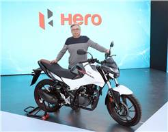 "Dr Pawan Munjal, Chairman, Hero MotoCorp: ""As we enter a new decade, we are aiming at ushering in the next wave of mass mobility that is accessible, convenient and environment-friendly."""