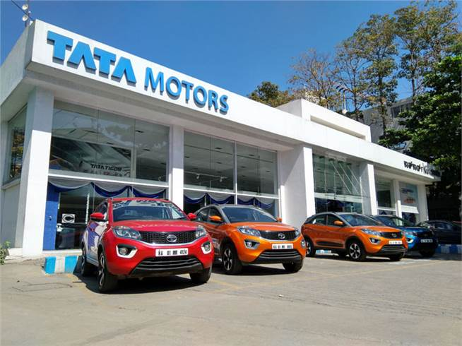 Tata Motors plans to remove 1100 jobs after losses in earnings