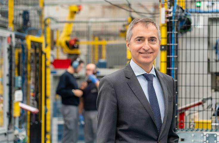 """MACA CEO Ander Arenaza Alvarez: """"OEMs are are now pushing us to produce more and more because small businesses cannot manage this situation."""""""