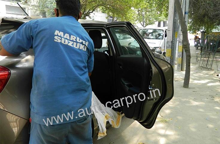 Maruti-authorised service stations (MASS), around 1,300 in India, are licensed small workshops that can carry out vehicle maintenance and general repairs.