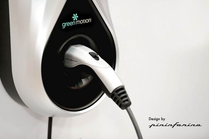 Some of the EV charging station