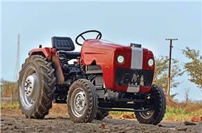 The Hulk has a kill-switch which can be activated either by pressing the button on the tractor or the app in the phone/tablet, which will halt the tractor in its tracks.