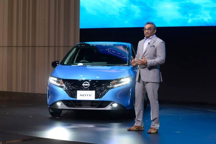 """Ashwani Gupta: """"By electrifying the powertrains of our vehicles, we want to promote vehicle evolution and continue to deliver driving excitement and pleasure to customers."""""""