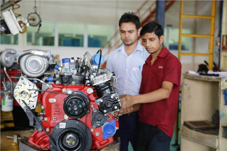The Layam Group in Chennai is actively engaged in skilling young India across several automotive-related skills.