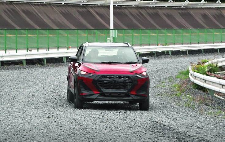 The Magnite compact SUV gets the road test treatment at Nissan