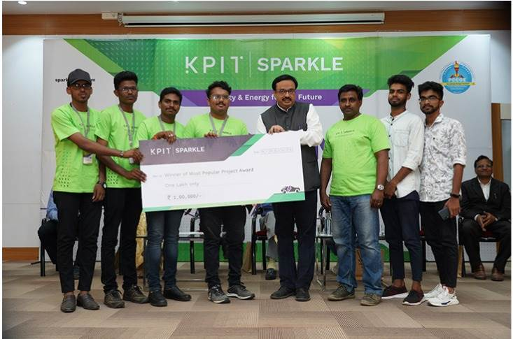 Team Bio from St Xavier's Catholic College of Engineering, Kanyakumari won the