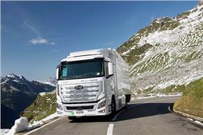Since hitting Swiss roads last October, 46 hydrogen fuel cell trucks have done a million kilometres while plying for 25 Swiss companies in logistics, distribution and supermarket fulfilment.