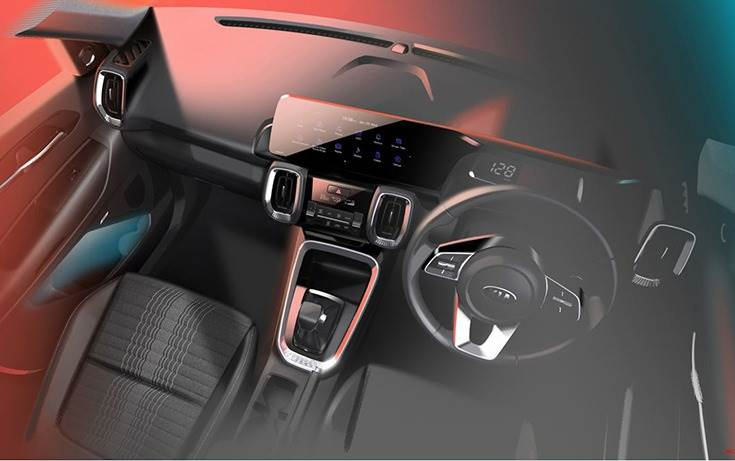 First-in-segment features include digital cluster, 10.25-inch HD touchscreen and Sound Mood Lighting.