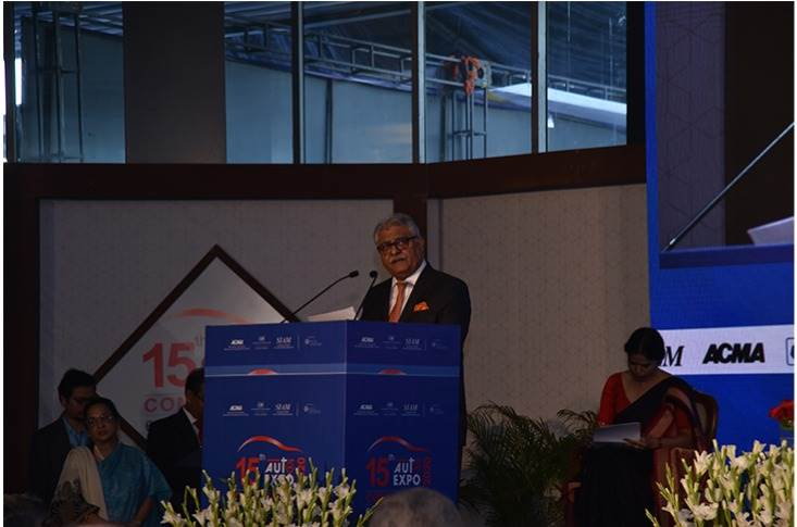 "Rajan Wadhera, President, SIAM: ""Companies have done huge investments in the automobile sector, which has driven development of employment."""