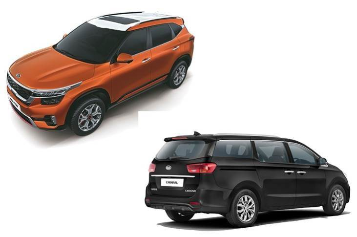 With just two products, the Seltos and the Carnival, Kia Motors India currently has a strong 12.51 percent market share of the UV segment and is fourth in the pecking order,