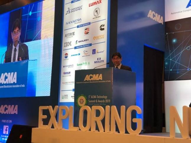 """Ashok Sharma, AVP & Operating Head, Honda Car India: """"The automotive industry needs to make fundamental and strategic decisions now to save the industry's future by preparing to reshape the value proposition, adapting organisational demands and leveraging partnerships."""""""
