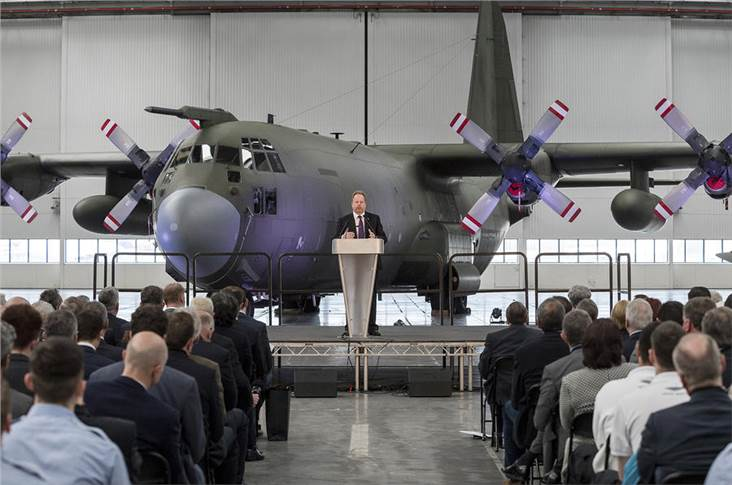 Like Aston's Gaydon headquarters, the St Athan site was formerly occupied by the Royal Air Force; 750 workers will be employed there...