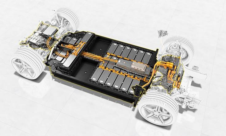 BASF is to supply high-energy HED cathode active materials for Porsche's high-performance cars.