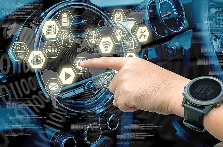 The demand for connected vehicles and seamless platforms continues to rise as customers aspire for enhanced ease and efficiency in their driving experience.