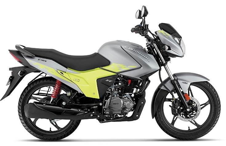 October 13Glamour Blaze, priced at Rs 72,200 (ex-showroom Delhi). The 125cc BS-VI engine develops 10.7hp at 7500rpm and torque of 10.6 Nm at 6000rpm.
