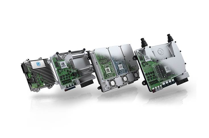 ZF ProAI Product Family