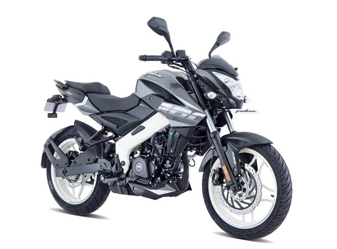 The Pulsar NS 200 costs Rs 131,219.