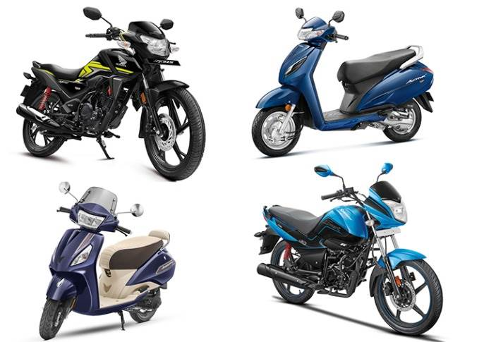 Hero MotoCorp, Honda Motorcycle & Scooter India and TVS Motor Co were among the first OEMs to make the shift to BS VI, in 2019 itself.