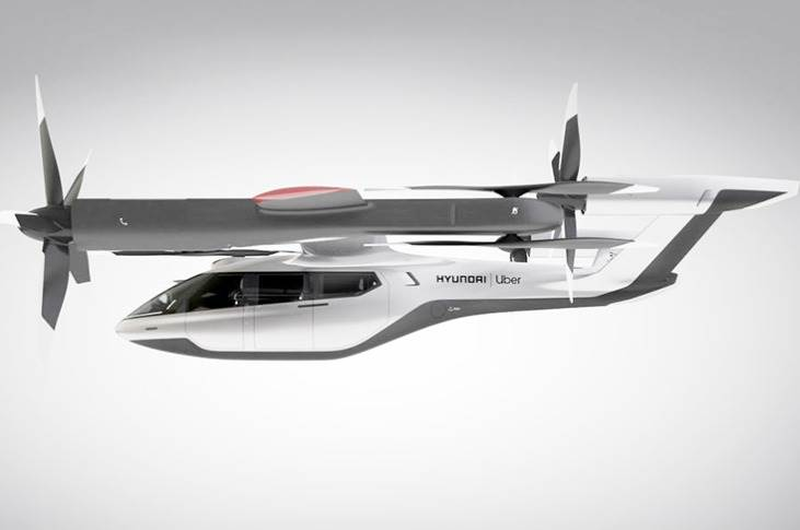 S-A1 concept can carry up to 4 passengers, is capable of vertical take-off and landing and has a cruising speed of 180mph at 1,000-2,000 feet above ground.