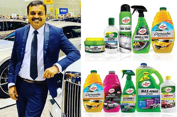 "Sajan Murali Puravangara, country manager and director, Turtle Wax Car Care India"" ""The response so far has been extremely encouraging."""