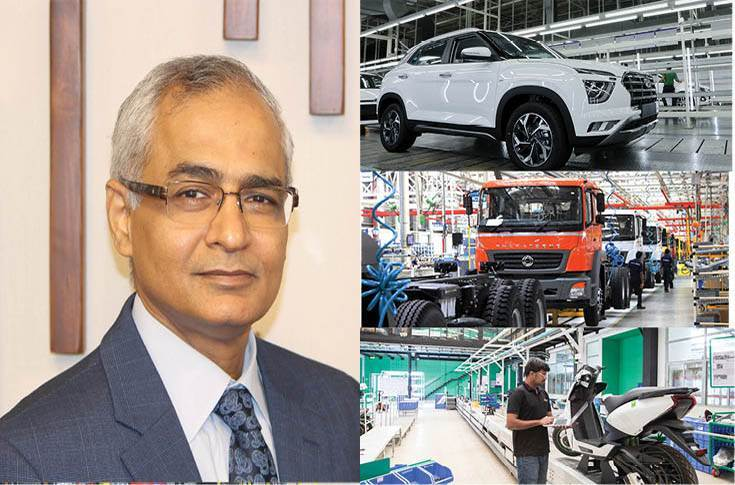 "Neeraj Mittal: ""We foresee a lot of changes & new opportunities too. In May, Tamil Nadu received Rs 30,664 crore worth of investment, a significant part from the auto segment. Daimler, BYD & Visteon have signed MoUs for expansion.We see a great outlook."""